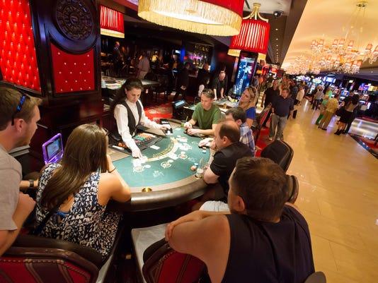 Las Vegas Gambling States