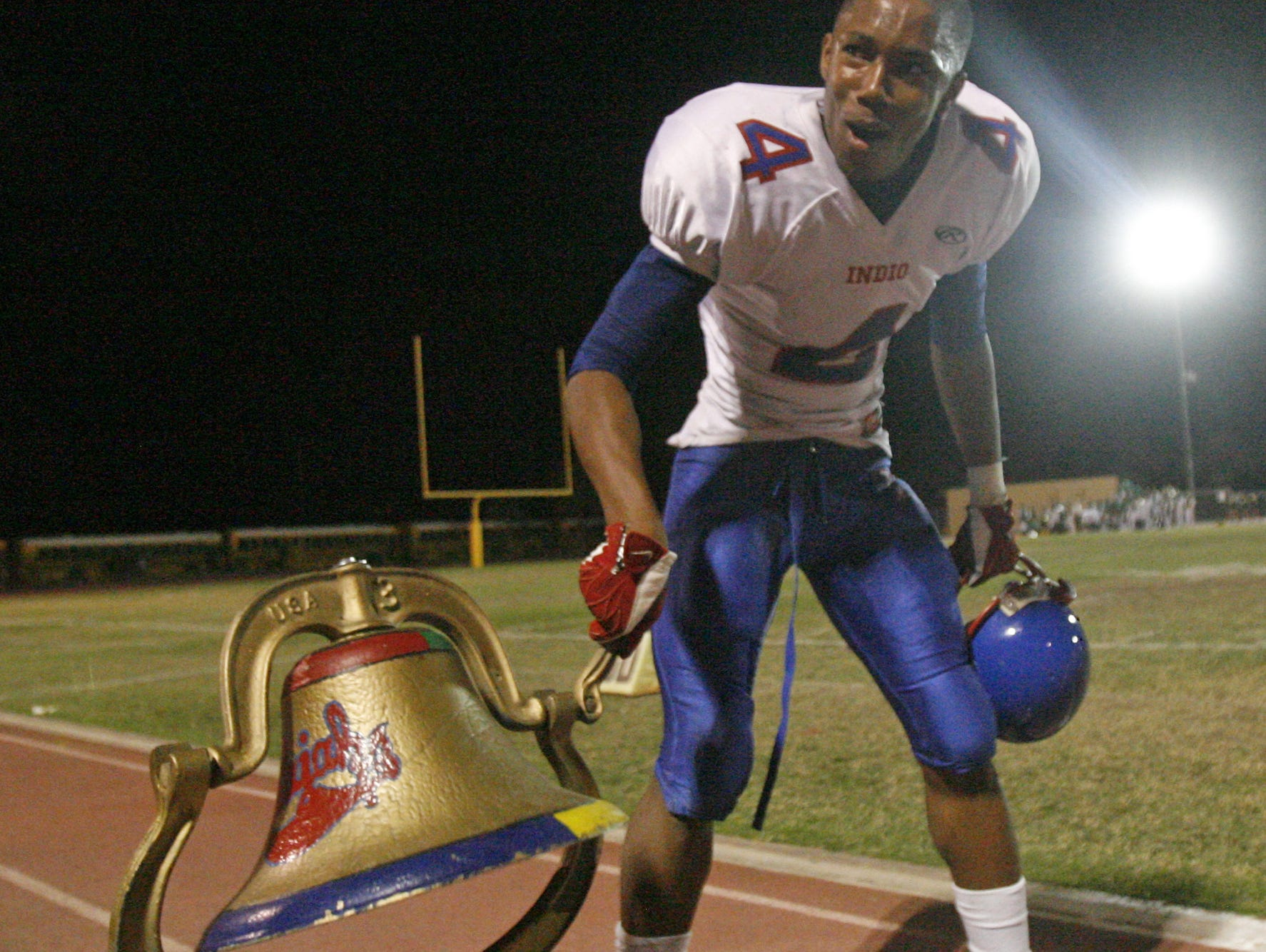 One Night In The Fall Of 1962 The Victory Bell Went