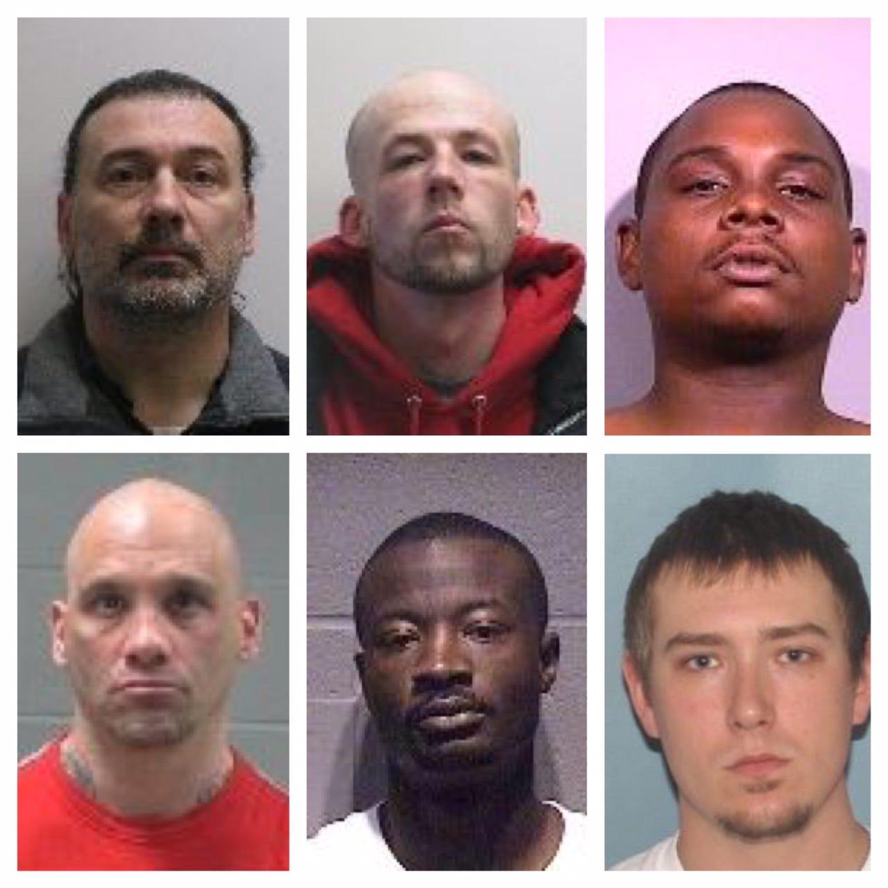 Locating sex offenders in ohio