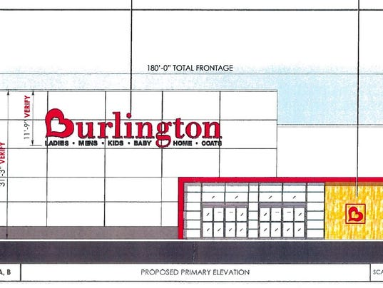 burlington mall salisbury