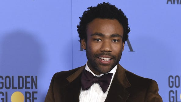 Donald Glover.