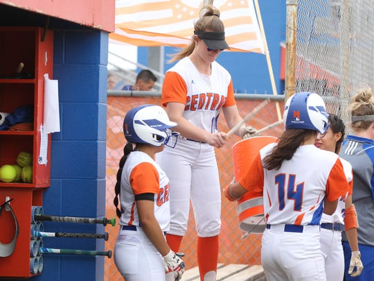 San Angelo Central's Ashton McMillan was one of the bright spots again for the Lady Cats in 2019. The sophomore made the All-West Texas Team for the second straight year.