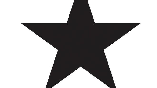 "David Bowie's ""Blackstar."""