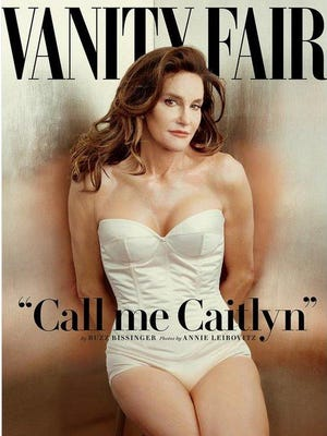 Vanity Fair's July issue features Caitlyn Jenner on the cover and in a lengthy story and photo essay inside.