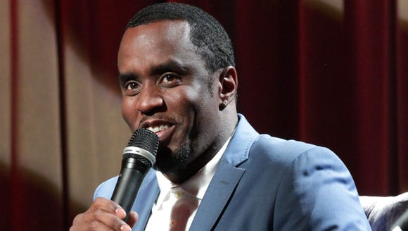 """Sean """"Diddy"""" Combs says he wants to be called """"Love"""""""
