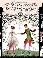 'The Princess who had No Kingdom' by Ursula Jones