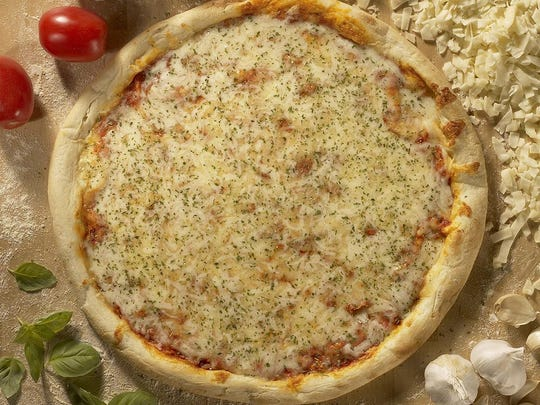 NYPD PIzza's cheese pizza.