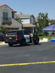 A woman was seriously injured in a Moorpark assault