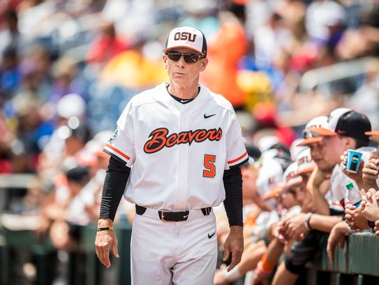 College World Series favorite: Vegas favors Oregon State ...