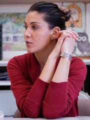 Instructor Christina Evans talks about composition