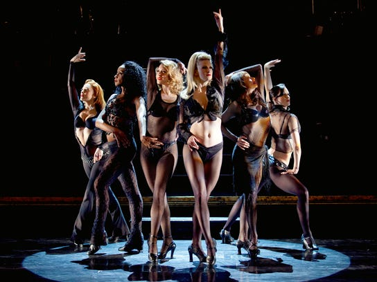 "The U.S. touring production of ""Chicago"" will come to SAPAC in the spring."