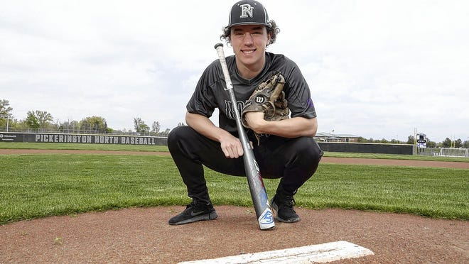 North's Jarett Barnes, an Ashland recruit, was poised for a successful senior campaign as one of the Panthers' top pitchers and expected leadoff hitter before the season was canceled because of the COVID-19 coronavirus pandemic.