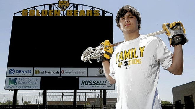 Senior midfielder Duncan MacDonald was looking forward to playing a key role in his final season with the Upper Arlington boys lacrosse team before spring sports were canceled because of the COVID-19 coronavirus pandemic.