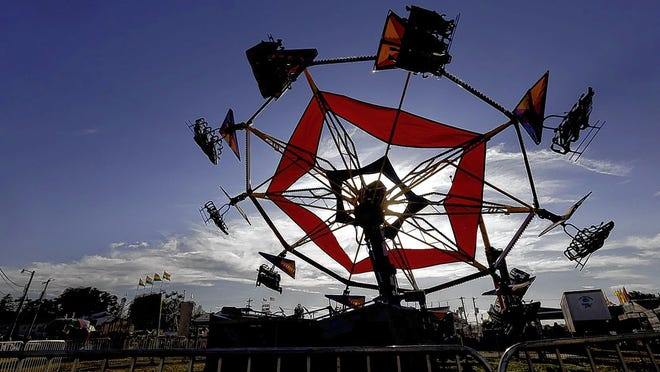 The Delaware County Fair will be held Sept. 19 to 26, with the Little Brown Jug set Sept. 24. Fair board members decided to allow the event to go on after reviewing the state's guidelines for county fairs.