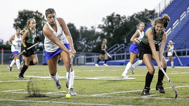 Dani Beidelman, a senior defender who played goalie the last two seasons, is one of eight returning starters for Olentangy.