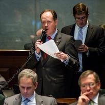 Senate sets up Haslam to nullify local pot ordinances