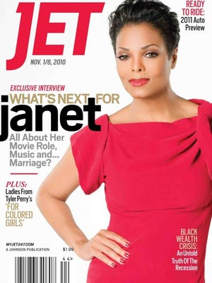 A 2010 issue of JET magazine.