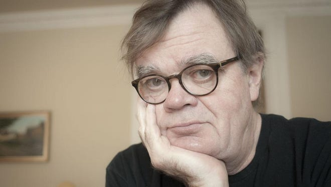 Garrison Keillor was scheduled to perform Saturday at State Theatre of Ithaca.
