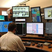 Tempe Police Communications and Dispatch Center.