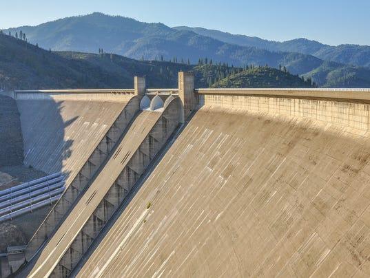 #stockphoto - Shasta Dam - California