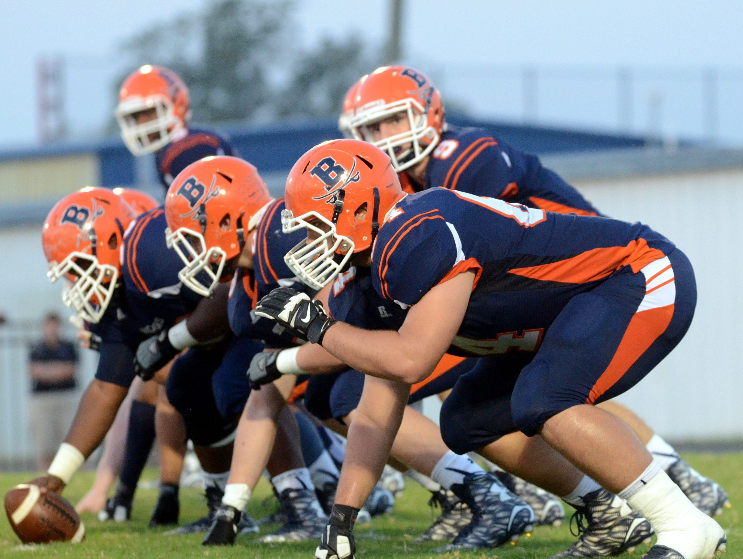The Beech High football squad faces rival Hendersonville on Friday evening.