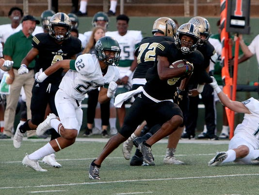 Kennedale at Rider football