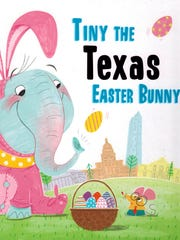 """Tiny the Texas Easter Bunny"" by Eric James"