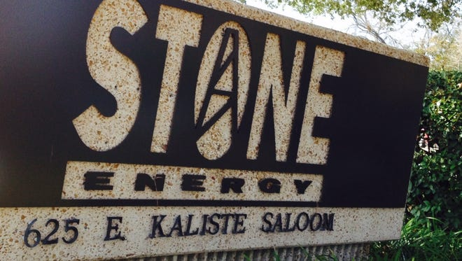 Stone Energy has laid off some 45 employees.