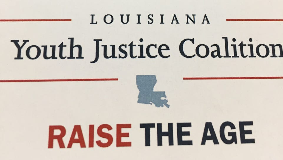 The Louisiana Youth Justice Coalition is fighting to