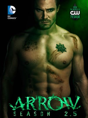 """The digital comic """"Arrow: Season 2.5"""" sets up the next season of the CW action show starring Stephen Amell."""