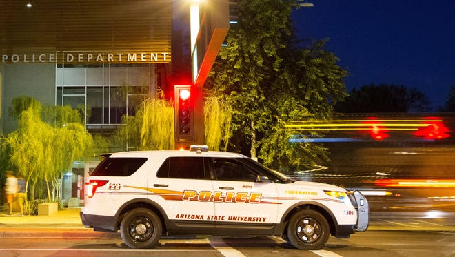 ASU and other colleges compile statistics on crime in annual crime reports.