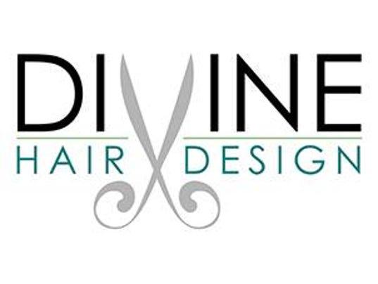 Divine Hair Design logo