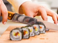 Sushi Making Class on 12/9