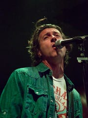 Roger Clyne and the Peacemakers perform at the Yucca