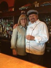 Ariani's owners Dario and Alice Zuljani.