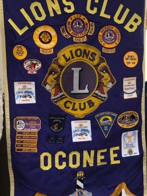 Lions Club members will be distributing free food on June 27.