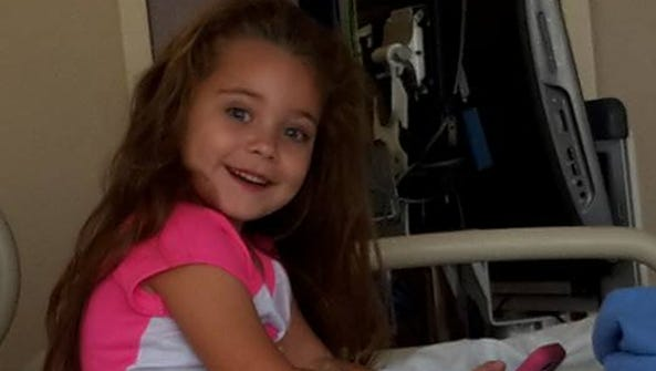 Jayla has been in and out of hospitals for the last