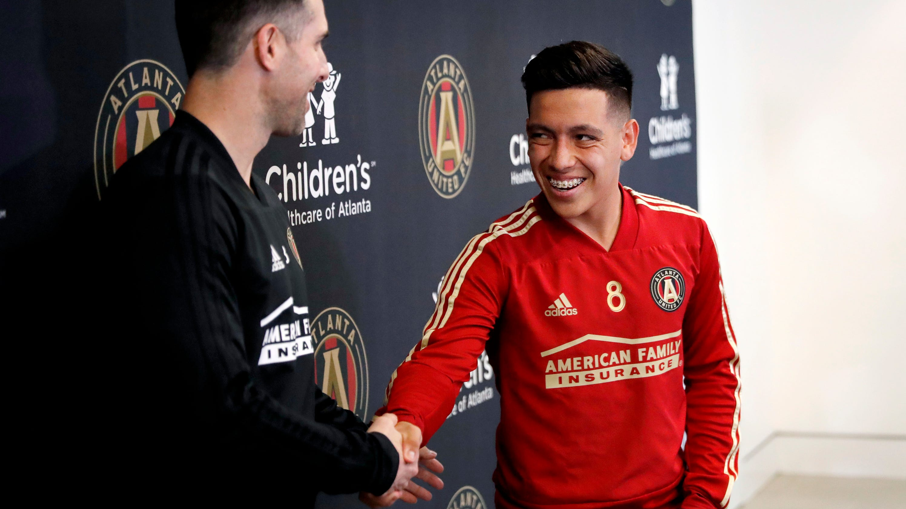ezequiel barco can be 39 great piece of the puzzle 39 for atlanta united. Black Bedroom Furniture Sets. Home Design Ideas