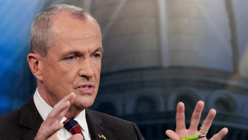 Democratic gubernatorial candidate Phil Murphy appears to compare Trump to Nazi leaders