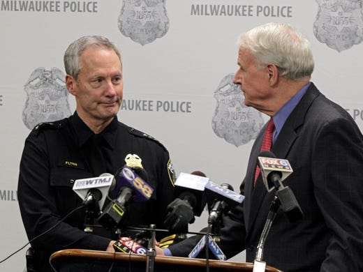 Police chief search: What does Milwaukee want in its next