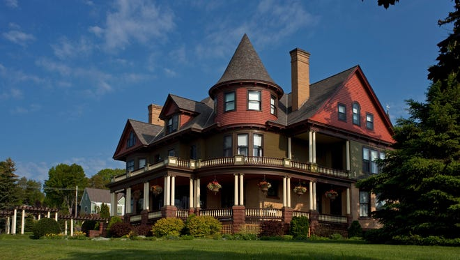 Old Rittenhouse Inn in Bayfield has hosted a Thanksgiving meal for guests for the past 35 years.