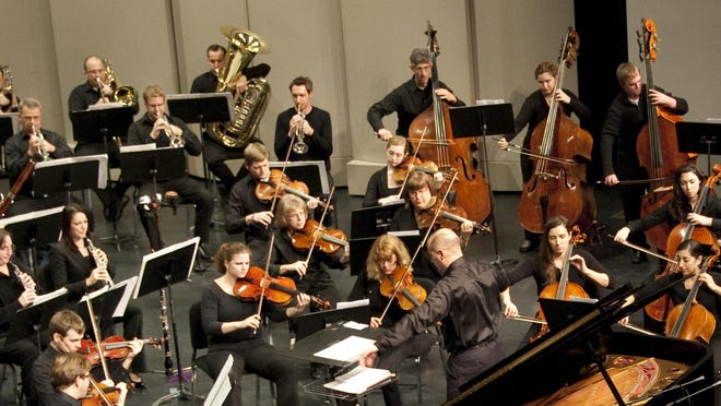 Guy Victor Bordo leads the Richmond Symphony Orchestra in a concert at Civic Hall. RSO's season opens Saturday night with a 7:30 p.m. concert.