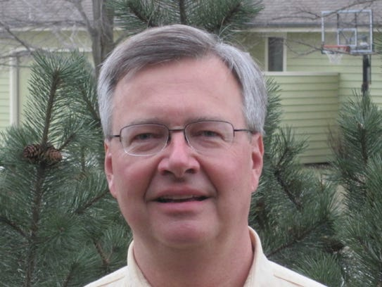 Steve Woodford
