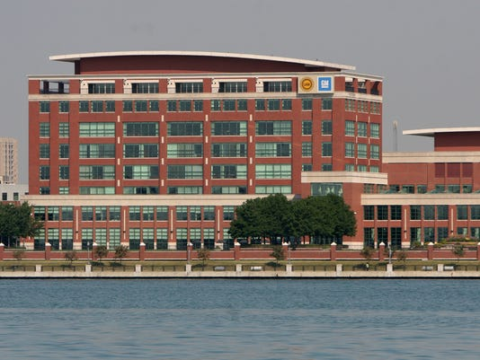 Offices for the UAW Retiree Medical Benefits Trust are in this building.