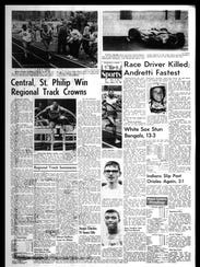Battle Creek Sports History: Week of May 12, 1966