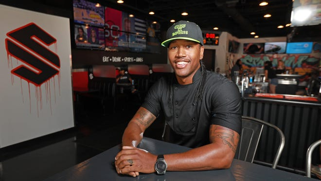 Darnell Ferguson is a Columbus native who has a new restaurant in Gahanna called Stadium.