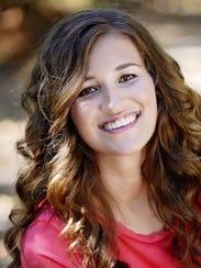 Marissa Sankey, Urbandale, Iowa Academic All State