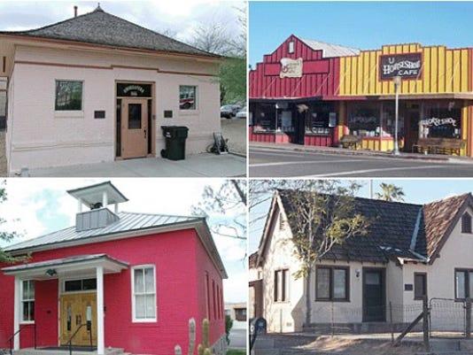 Wickenburg's historical properties
