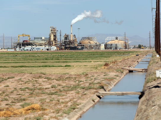 CalEnergy's Hoch geothermal plant churns out electricity