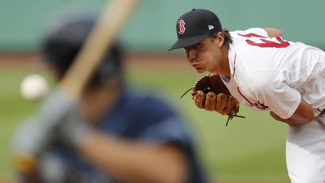 Kyle Hart will make a second start for the Red Sox on Wednesday.